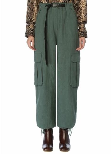 Ghospell Pantolon Yeşil